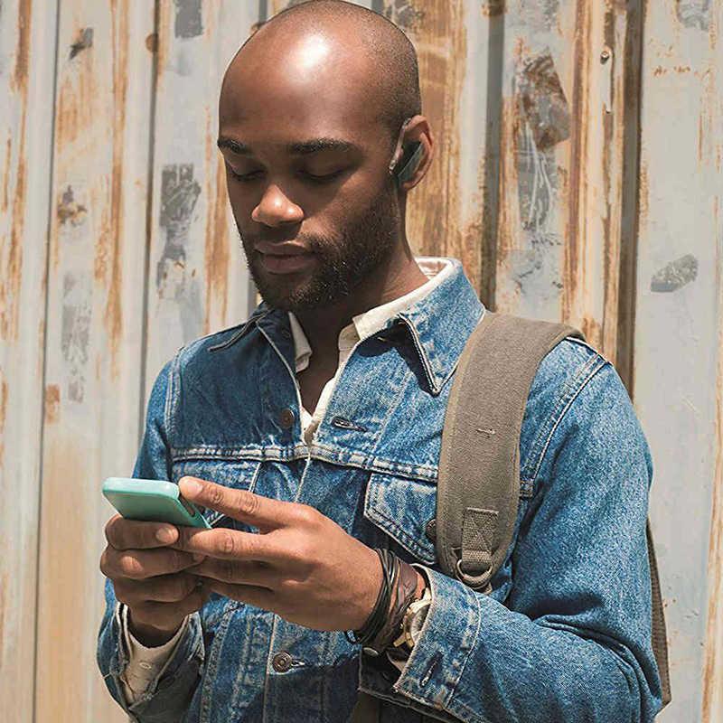 Plantronics エクスプローラ 50 モバイル Bluetooth ワイヤレスイヤホンヘッドセットの Hd 音声制御ストリームオーディオスマートフォン用ハンズフリー通話