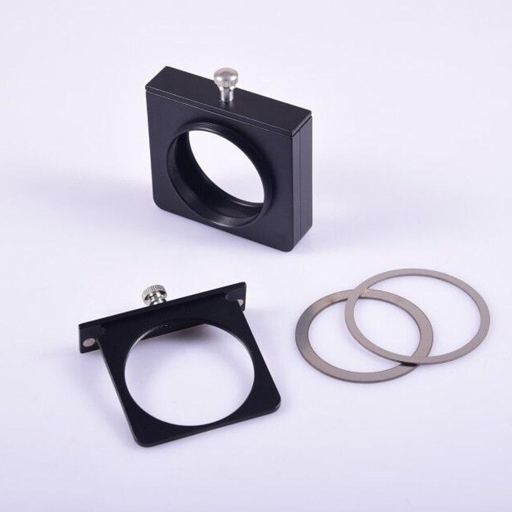 gaveta do filtro do telescopio com dois filtro deslizante gaveta de filtros fotograficos visuais