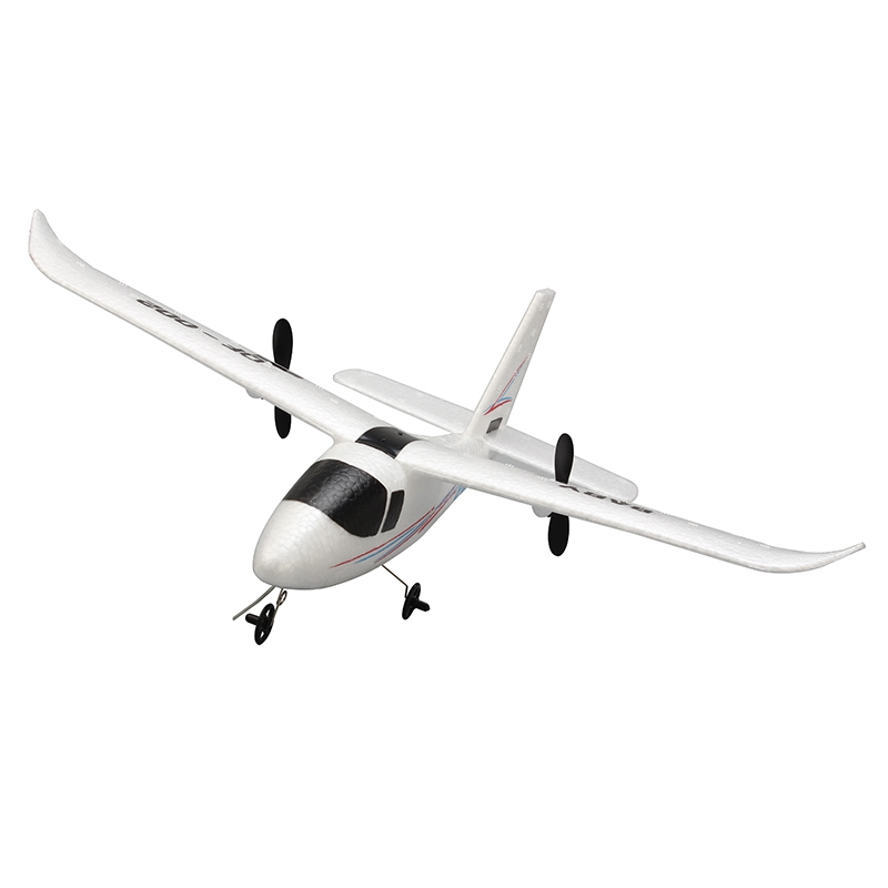 DIY RC Plane Toy Remote Control Glider QF-002 Rc Airplane DIY EPP Craft Foam Electric Outdoor Fixed Wing Aircraft