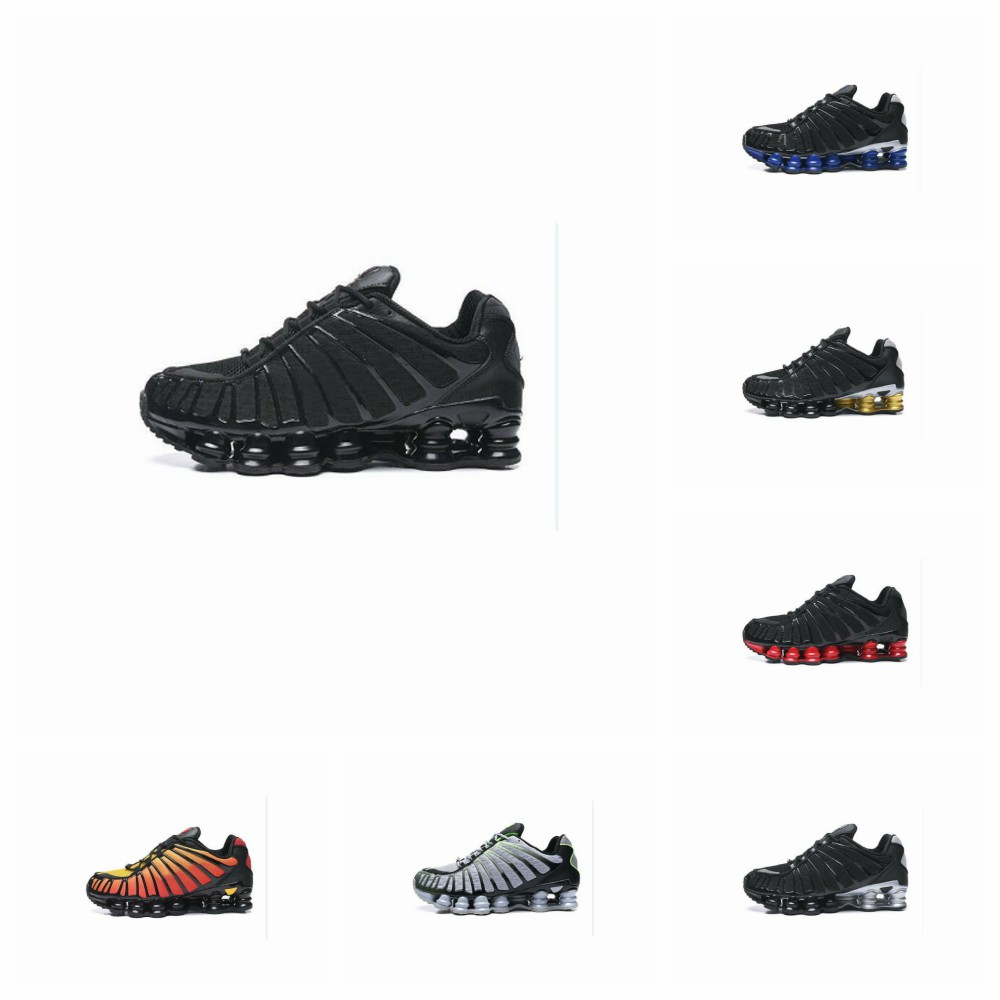 New  Spring And Summer 2020 Running Shoes For Men And Women  Orange Triple Black Blue Metallic Silver Sunrise Red White Mens