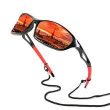 Ветрозащитные велосипедные солнцезащитные очки унисекс спортивные