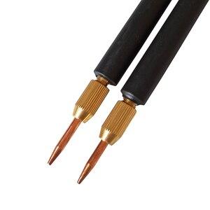 Image 5 - Caneta máquina de solda a ponto, diy, portátil, para ponto, caneta para soldador a ponto, para bateria 18650, alça de soldagem por pulso móvel