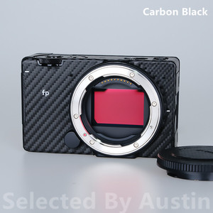 Image 4 - Camera Skin Decal Sticker Wrap Film For Sigma FP Anti scratch Protector Cover Case