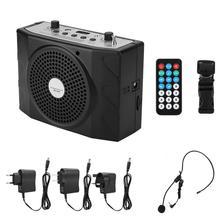 Bluetooth портативный громкий динамик USB MP3 MP4 дистанционное управление мини Аудио Громкий динамик 110 V-220 V пояс микрофон