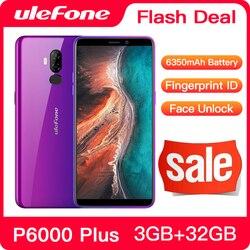 Смартфон Ulefone P6000 Plus 3G+32 ГБ