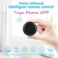 Alexa Tuya Fernbedienung Wifi-IR Google Home Drahtlose TV Universal Fernbedienung Smart Lebensdauer Stimme Lernen Fernbedienung IPTV