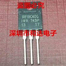 10pcs IRFIBC40G TO-220F 600V 3.5A