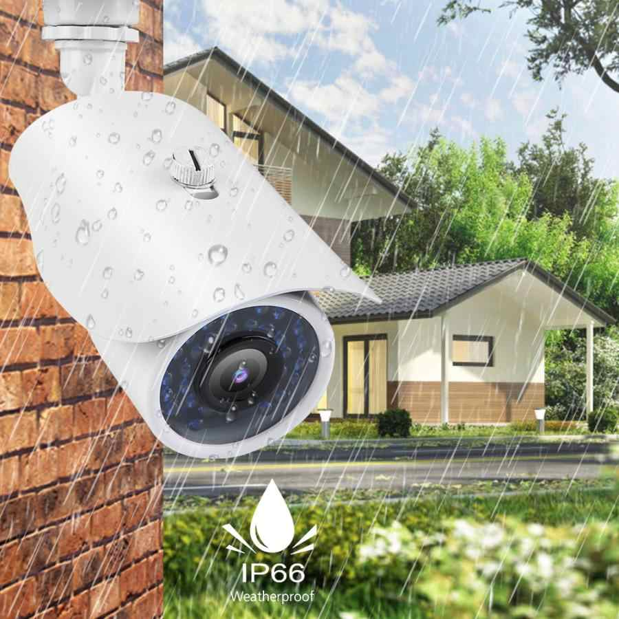 Ip-камера TVI/AHD/CVI/CVBS IP66 наружная PAL аналоговая цилиндрическая камера IR ночного видения CCTV DVR camaras de seguridad