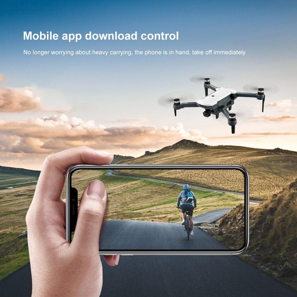CG028 GPS Drone Mit 5G WIFI FPV 4K HD Kamera Weitwinkel Schießen Bürstenlosen Faltbare Drohne Headless Modus RC Drone Quadcopter