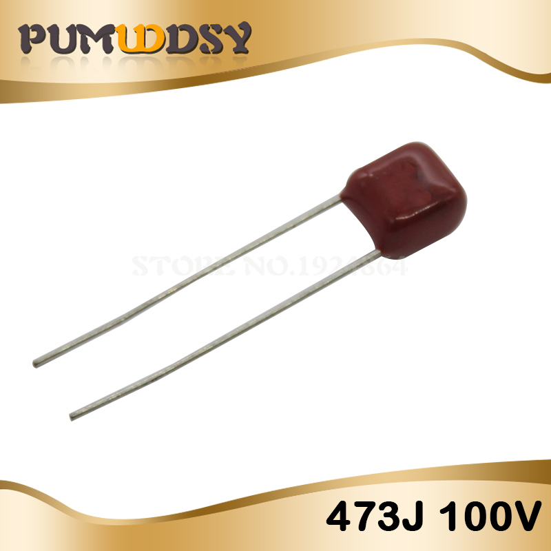 200pcs 473 50V 0.047uf 47nf 47000pf Multlayer Ceramic Capacitor