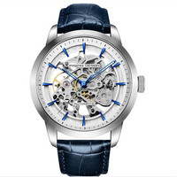 DIDUN watch men luxury steel quartz watch men business chronograph watch sports Wristwatches 30M waterproof