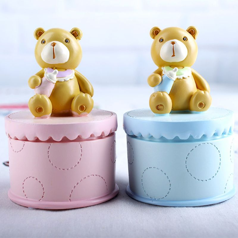 Baby Deciduous Teeth Box Infants Lanugo Collection Boxes Creative Birthday Souvenir Gifts For Children R7RB