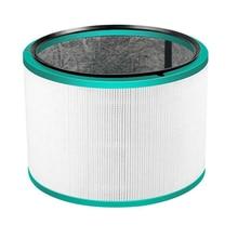空気清浄機交換用 hepa カートリッジ活性炭ガラス繊維複合フィルタダイソン HP00 HP01 HP02 HP03 DP01 DP03