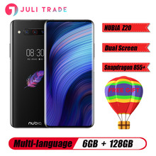 New Original font b ZTE b font Nubia Z20 6 42 Dual Screen Snapdragon 855 Plus