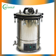 XFS-280MB+ 24 L portable autoclave 60minutes timing with knobs