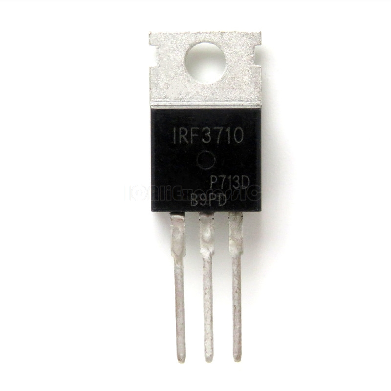 10pcs/lot IRF3710 3710 57A 100V TO-220 In Stock