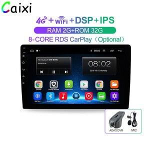 9/10 inch 32G R0M 2 din Car Android 9.0 radio Multimedia Player for Nissan Toyota i Kia Volkswagen Suzuk Hyunda Renault Honda