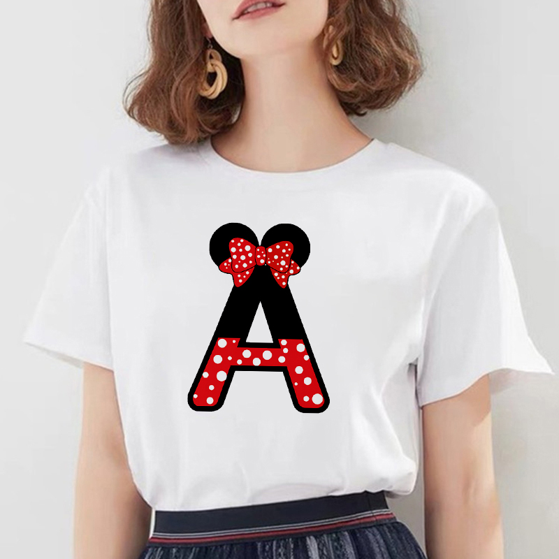Harajuku Summer clothing T Shirt Women New Arrivals Fashion letter Printed T-shirt Woman Tops Short sleeve Casual Female T-shirt