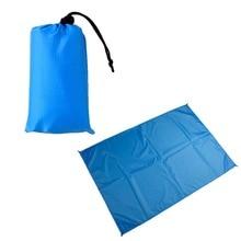 Outdoor Portable Folding Mat Waterproof Camping Hiking Picnic Beach Blanket 1PC