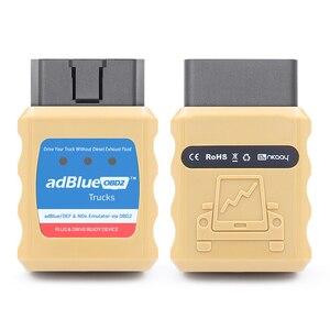 Image 3 - AdBlue Эмулятор Евро 4/5/6 OBD2 OBDII AdBlueOBD2 OBD2 NOx Ad синий эмулятор для Scania для DAF для Renault для IVECO для Volvo