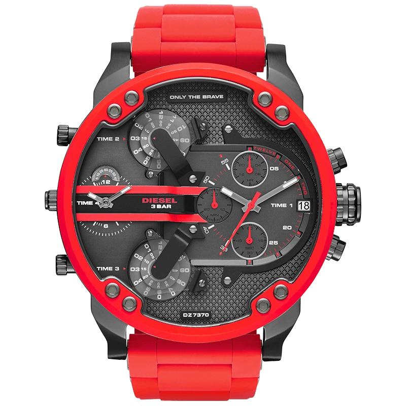 Diesel watch THEDADDIE series four area quartz quartz male watches DZ7370