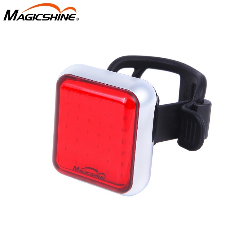 Magicshine SEEMEE Bicycle Stop Sensor Safe Taillight Cycling Smart Rear Light Road Bike USB Charge MTB Waterproof Flash Light
