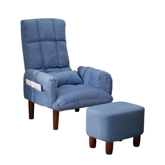 Evening Power Lounge Chair w/ Ottoman 1