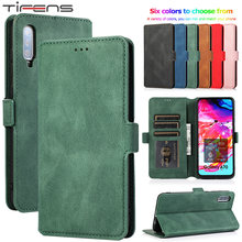 Leather Flip Wallet Case For Samsung Galaxy A01 M01 Core A11 A21 A31 A41 A51 A71 A81 A91 A10 A20 E A40 A50 A70 S M31 Phone Cover
