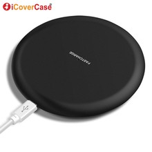 Qi Wireless Charging Pad For Ulefone Armor 5 5S 6 6S 6E 7 X Power 5/ T2 LG G8 G8X V50S V60 ThinQ 5G Fast Charger Phone Accessory