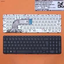 Немецкая клавиатура qwertz для ноутбука hp pavilion 15 n021sg