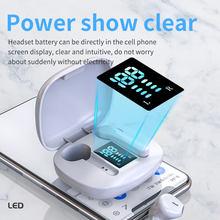 TWS 5,0 Bluetooth Kopfhörer Drahtlose Kopfhörer HIFI Kopfhörer Stereo Sounds Körper Engineering IP5 Wasserdichte Ohrhörer
