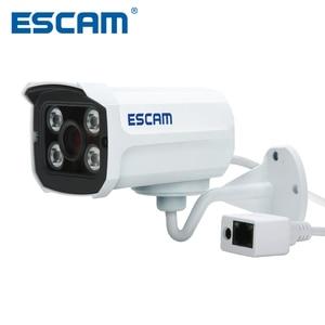 Image 1 - Escam QD300 미니 총알 IP 카메라 2.0 MP HD 1080P Onvif P2P IR 야외 감시 야간 투시경 적외선 POE 보안 카메라