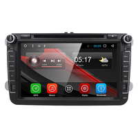 Super Sales Android 8.1 Car DVD Player for Volkswagen/Golf/Polo/Tiguan/Passat/b7/b6/SEAT/leon/Skoda/Octavia Radio support DAB+