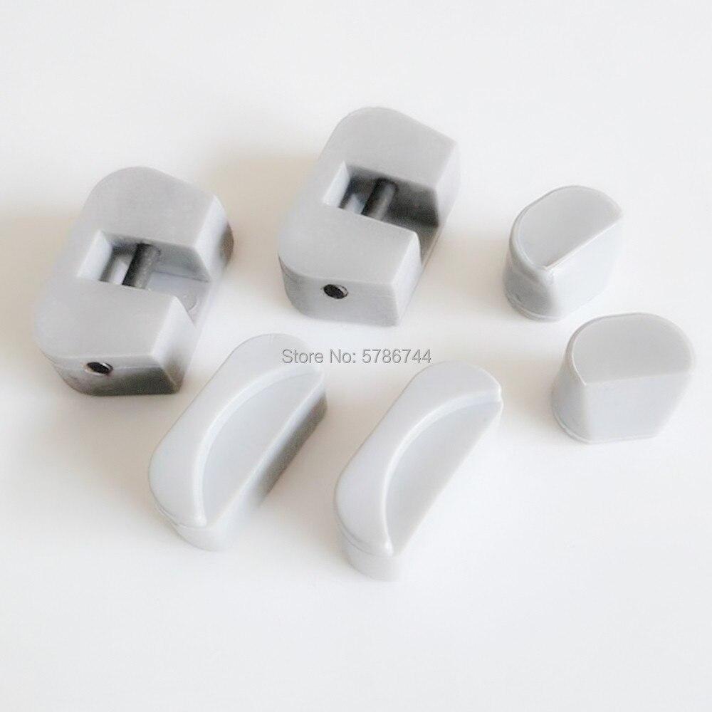 Rubber Hinge ASM FIT for JUKI DDL-8500 DDL8300 5550#229-58052 2SET KUNPENG