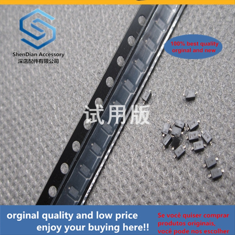 50pcs 100% Orginal New Best Quality SMD Zener Diode BZX384C5V6 Silk Screen WA SOD323 5.6V 200MW