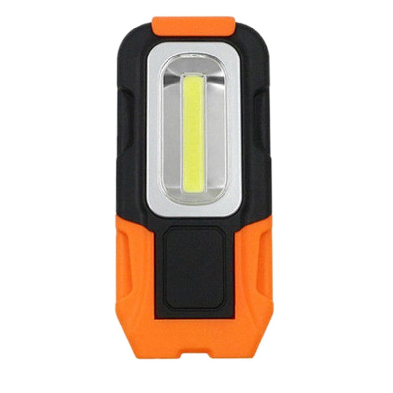 Portable LED Work Lamp Multi-use COB Flashlight Flood Light Strong Magnetic Adsorption Lamp