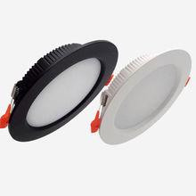 1pcs LED Downlight 3W 5W 7W 9W 12W 15W 18W AC100-240V led Recessed Ceiling light slim panel lamp spotlight