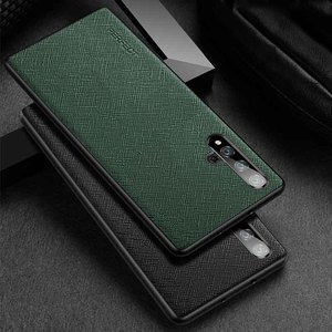 Image 2 - Genuine Leather Case For Huawei Honor 20 Pro Case Durable Back Cover Etui Coque For Huawei Honor 20Pro Case Protection Housing