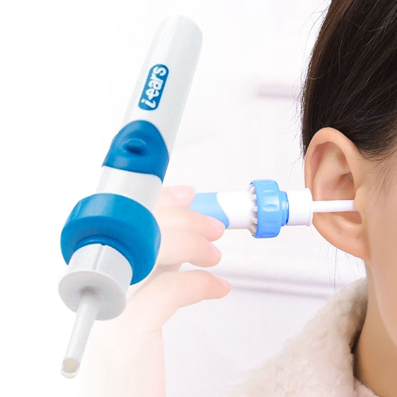 New Electric Pocket Ear Spoon Removal Suck Cleaner Earwax Ear Easy Safe Tools