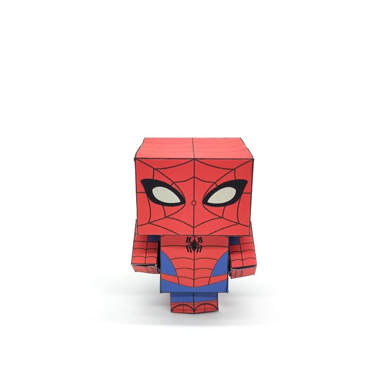 29 Marvel-ous Origami Superheroes | 800x800