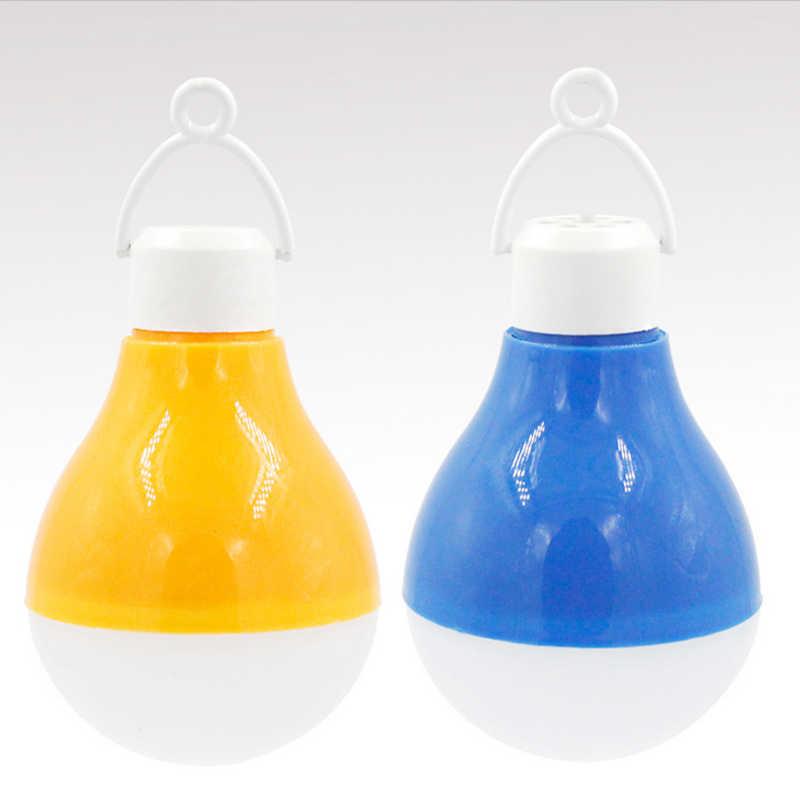 Usb de emergência led lâmpadas 5w 7 9 lâmpada acampamento para o mercado noturno para caminhadas barraca acampamento viagem