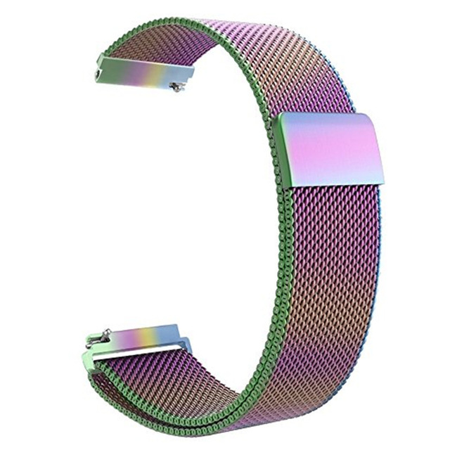 SG2 P80 P70 P68 L8 L9 L11 L13 Metal Strap Milanese Magnetic Loop Stainless Steel Bracelet For T80 Smart Watch  Metal Watchband