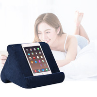 Tablet Pillow Holder Stand Book Rest Reading Support Cushion For Home Bed Sofa Multi Angle Soft Pillow Lap Stand Cushion|Cushion|Home & Garden -