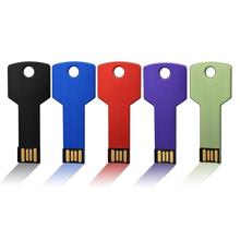 J-boxing 16GB USB Flash Drives Thumb Pen Drive Metal Key Stick Memory Storage Computer Laptop Tablet Mac Multicolor