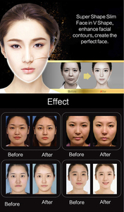 Image 5 - EFERO Face Slim V Line Lift Up Mask Face Cheek Chin Neck Slimming Thin Belt Beauty Delicate Thin Face Mask Slimming Bandage Tool