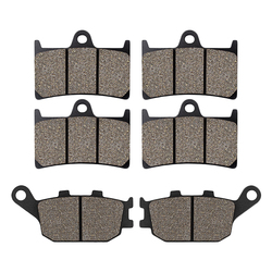 Motorcycle Front and Rear Brake Pads for Yamaha YZF600 YZF600RR YZF 600 R6 YZF R6S YZFR1 MT07 MT09 FZ07 FZ09 FJ09 XSR700 FZS1000