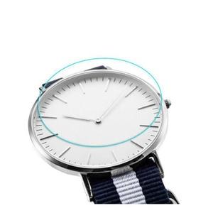 Image 2 - กระจกนิรภัยป้องกันฟิล์มสำหรับแดเนียลเวลลิงตันDWนาฬิกาป้องกันหน้าจอเส้นผ่านศูนย์กลาง32มม.34มม.36มม.38มม.40มม.