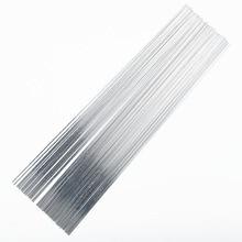 50 шт. алюминиевые сварочные электроды, сварочные прутки с флюсом из проволоки Tig или Mig для припоя, пайки, ремонтные сварочные прутки