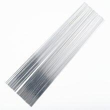 50pcs En Aluminium Électrodes De Soudage Fourré Tig Ou Mig Brasage Fil De Brasage Soudure Réparation Baguettes De Soudage