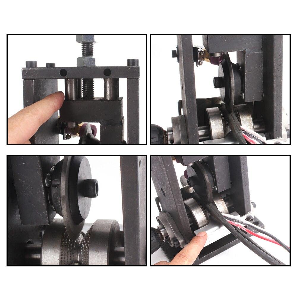 Ручной инструмент для зачистки проводов старый провод ручной электрический провод волочильная машина для зачистки кабеля бытовой лом медный провод пилинг машина
